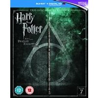 Harry Potter And The Deathly Hallows: Part 2 [Blu-ray]