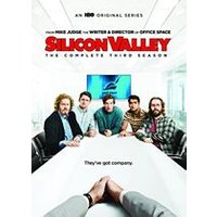 Silicon Valley - Series 3 - Complete