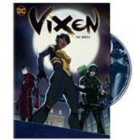 Vixen - Season 1-2 [DVD] [2017]