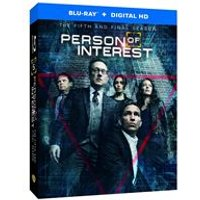 Person of Interest S5 [Blu-ray] [2017] (Blu-ray)