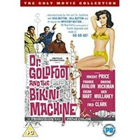 Dr Goldfoot and the Bikini Machine [DVD]