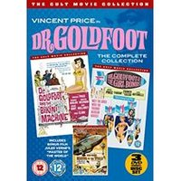 The Dr. Goldfoot Collection (With Bonus DVD)