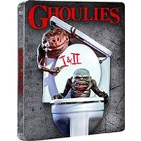 Ghoulies/Ghoulies 2: Limited Edition Steelbook (Blu-ray)