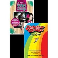Merrell Fankhauser - Rainbow Bridge Revisited/Tiki Lounge, Vol. 2 (+2DVD) (Music CD)