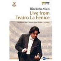 Riccardo Muti: Live from Teatro La Fenice [Video] (Music CD)