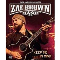 Zac Brown - Keep Me in Mind (+DVD)