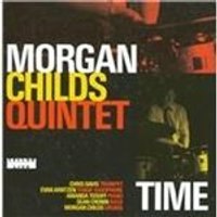 Morgan Childs - Time (Music CD)