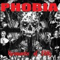 Phobia - Remnants of Filth (Music CD)