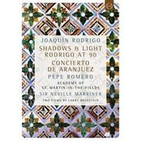 Joaquin Rodrigo: Shadows & Light - Rodrigo at 90 [Video] (Music CD)