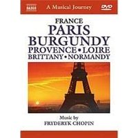 Musical Journey - France - Paris / Burgundy / Provence / Loire / Brittany / Normandy