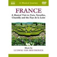France: Paris & Versailles (Music CD)