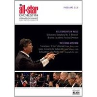 All Star Orchestra, Programs 5 & 6: Relationships in Music & The Living Art Form [Video] (Music CD)