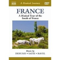 Musical Tour of the South of France (Music CD)