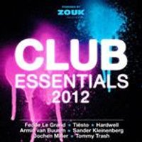 Various Artists - Club Essentials 2012 (Music CD)