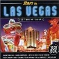 Various Artists - Stars in Las Vegas: 200 Famous Tracks [10cd]