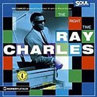 Ray Charles - The Right Time - The Platinum Collection (Music CD)