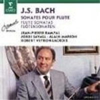 Bach: Works for Flute