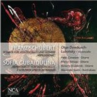 Schubert, Gubaidulina (Music CD)