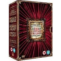 Red Curtain Trilogy - Romeo And Juliet / Moulin Rouge / Strictly Ballroom (Box Set)