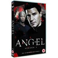 Angel - Season 4 (New Packaging)