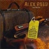 Alex Rossi - Let Me In (Music CD)