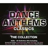 Various Artists - Dance Anthems Classics (The Collection) (Music CD)