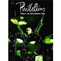 Phil Collins - Finally - The First Final Farewell Tour(2 Disc)