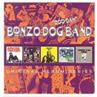 Bonzo Dog Band (The) - Original Album Series (Music CD)