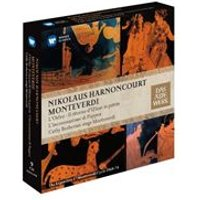 Legendary First Monteverdi Cycle (1968-74) (Music CD)