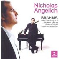 Brahms: Piano Concertos Nos. 1 & 2 (Music CD)
