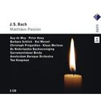Bach: Matthus-Passion (Music CD)