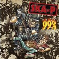 Ska-P - 99% (Music CD)