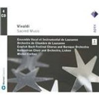 Vivaldi: Sacred Music (Music CD)