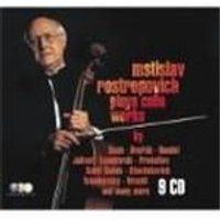 Rostropovich plays Cello Works