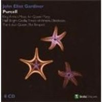 Henry Purcell - King Arthur, Music For Queen Mary (Gardiner, EBS)
