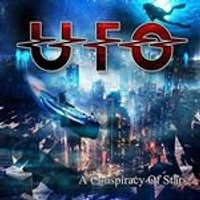 UFO - Conspiracy of Stars (Limited Edition) (Music CD)