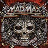 Mad Max - Thunder, Storm & Passion (Music CD)