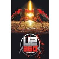 U2 - 360 Degrees At The Rose Bowl (1 Disc)