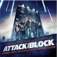 Original Soundtrack - Attack The Block (Original Soundtrack) (Music CD)