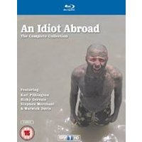 An Idiot Abroad - Series 1-3 - Complete (Blu-Ray)