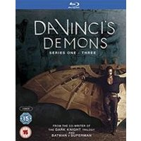 Da Vincis Demons Box Set Series 1-3 (Blu-ray)