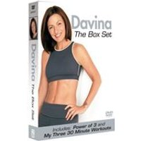 Davina McCall - The Power Of 3/My Three 30 Minute Workouts (Box Set)