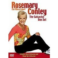 Rosemary Conley Box Set - Slim And Salsacise/Shape Up And Salsacise (Box Set)