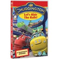 Chuggington - Lets Ride The Rails (CBeebies)
