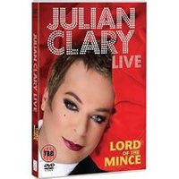 Julian Clary: Lord of the Mince LIVE