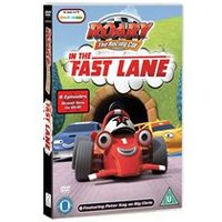 Roary The Racing Car - In The Fast Lane