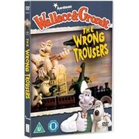 Wallace & Gromit The Wrong Trousers