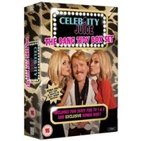 Celebrity Juice -The Bang Tidy Box Set: Too Juicy for TV 1 & 2