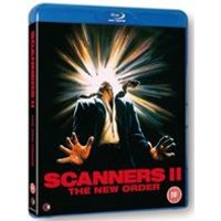 Scanners 2 - The New Order (Blu-Ray)