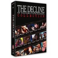 The Decline of Western Civilization Collection: 4 Disc Box Set